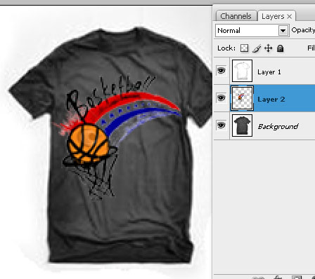 Desain Kaos>> Cara Belajar membuat Desain Kaos Distro dan Design T ...