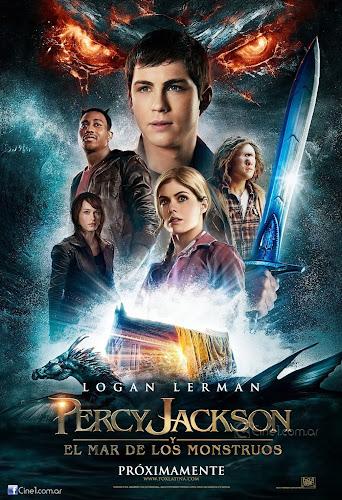 Percy Jackson Sea of Monsters (HD Español Latino) (2013)
