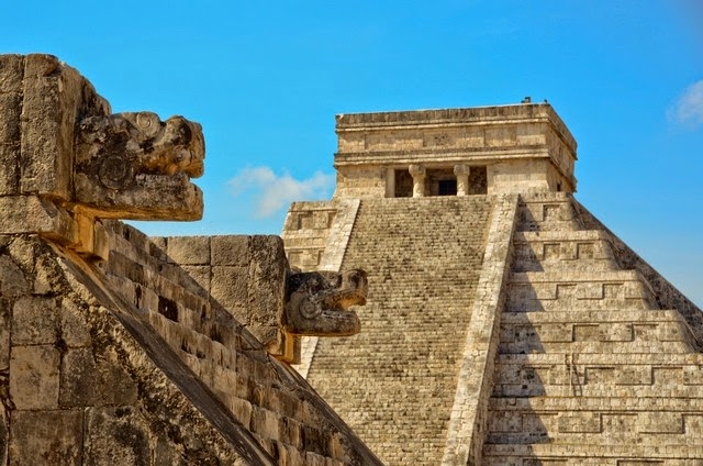 54. Chichen Itza (Cancun, Mexico)