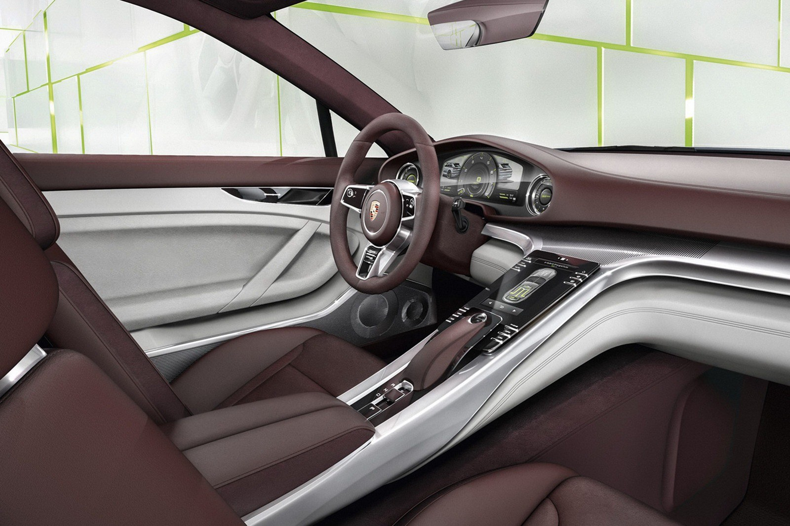 Komisch 2020 porsche panamera interior wallpapers for Porsche panamera interior dimensions