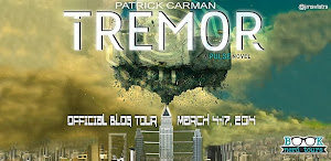 Tremor (Patrick Carman) Blog Tour