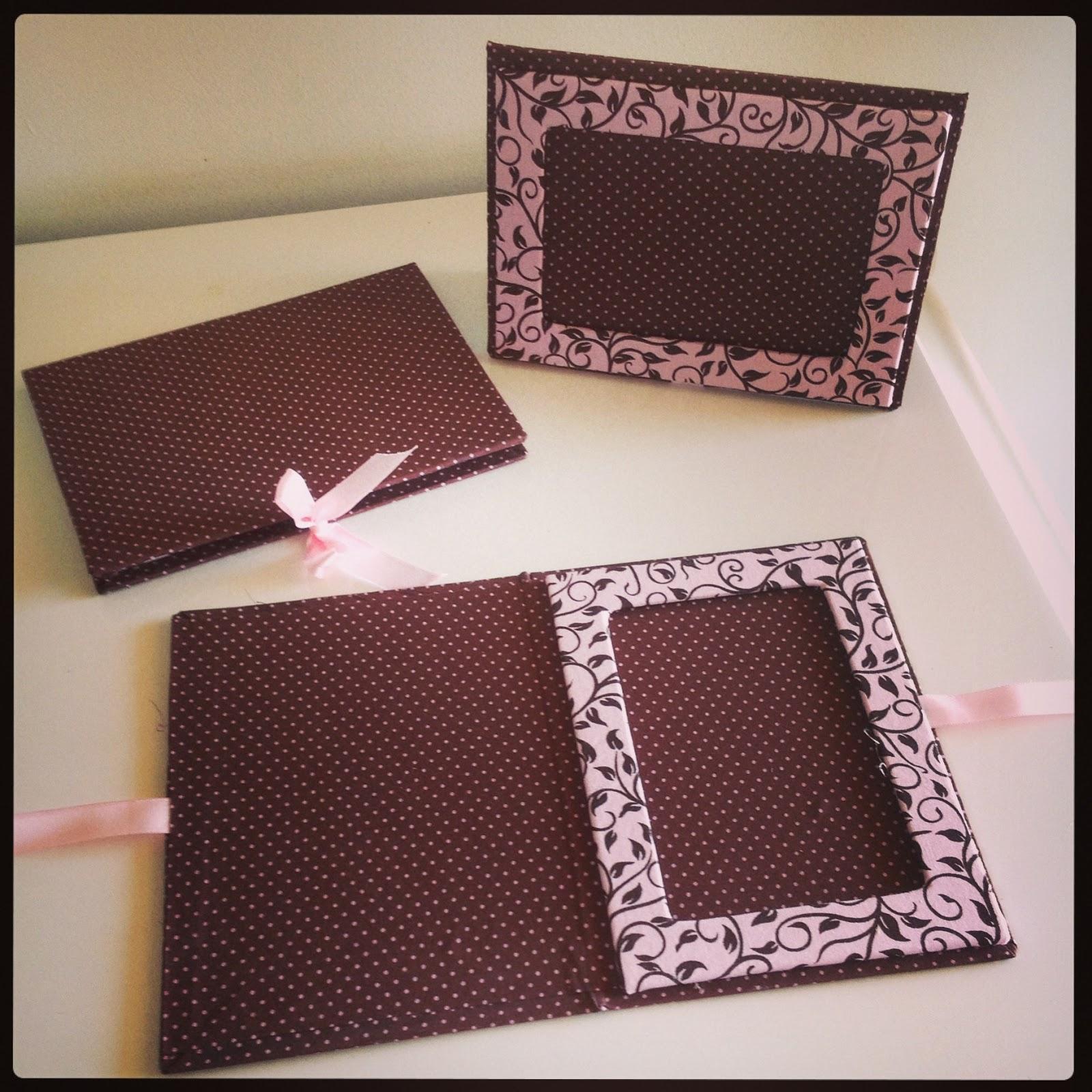 Embalagens Especiais Porta Retrato ou Convite de Casamento