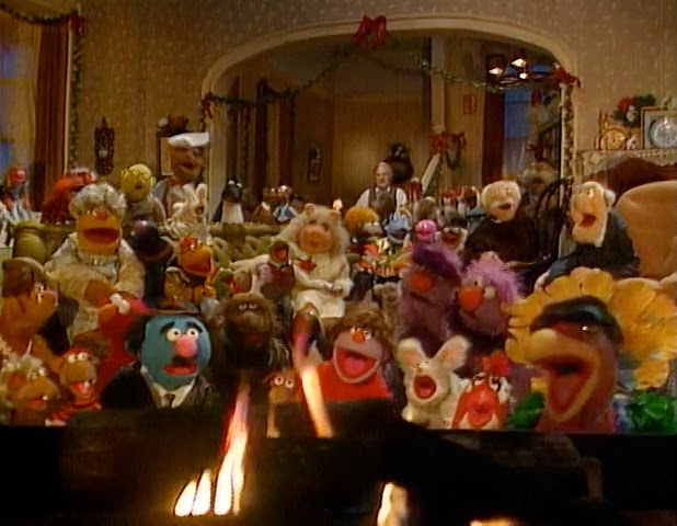 shit movie fest a muppet family christmas a shitmas post by jeff mahady - Muppets Family Christmas