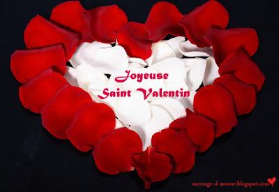belle carte pour la st valentin