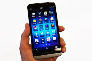 Sekilas Tentang BlackBerry Z30