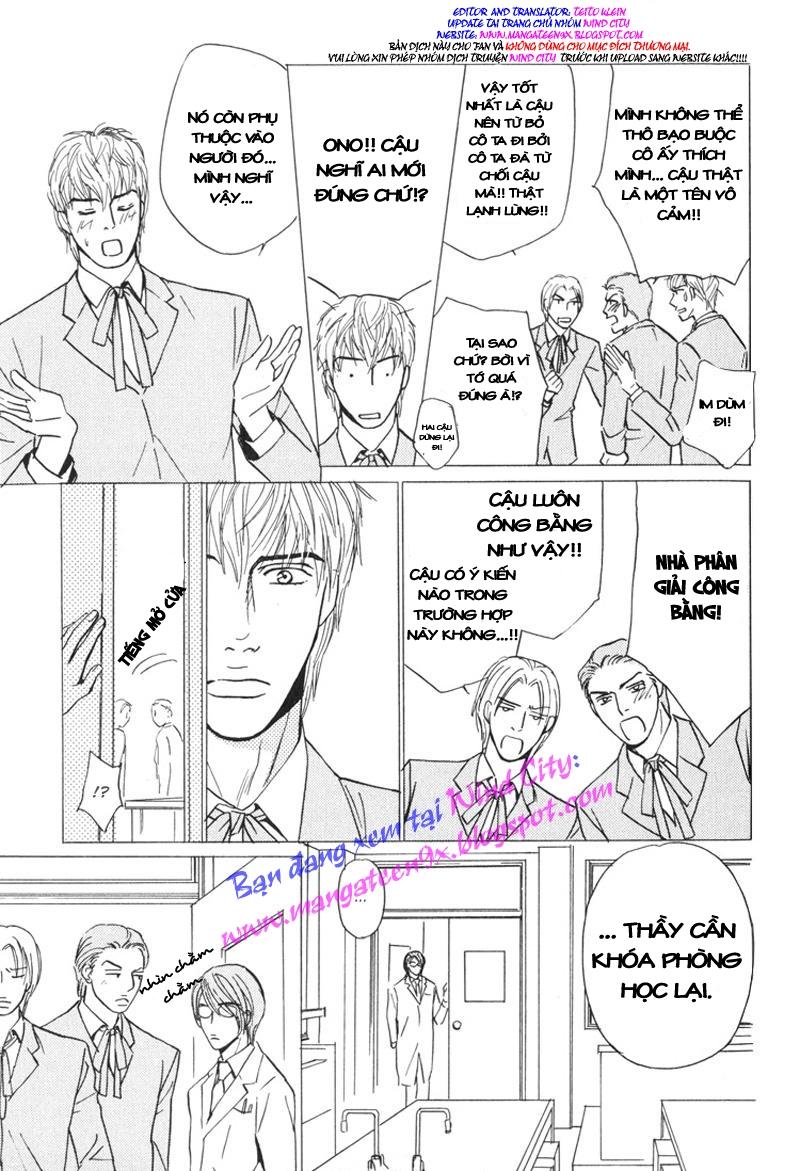 Teacher, I can't understand Chap 2 - Trang 17
