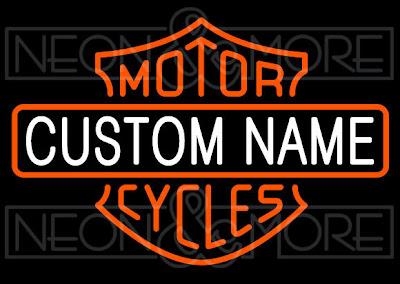 Harley Davidson Neon Signs