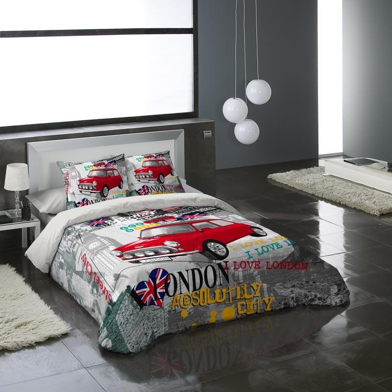 Tienda dormitorios juveniles decoraci n integral para tu - Fundas nordicas diseno ...