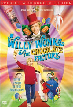Willy Wonka y la Fábrica de Chocolate / Un Mundo de Fantasía Poster