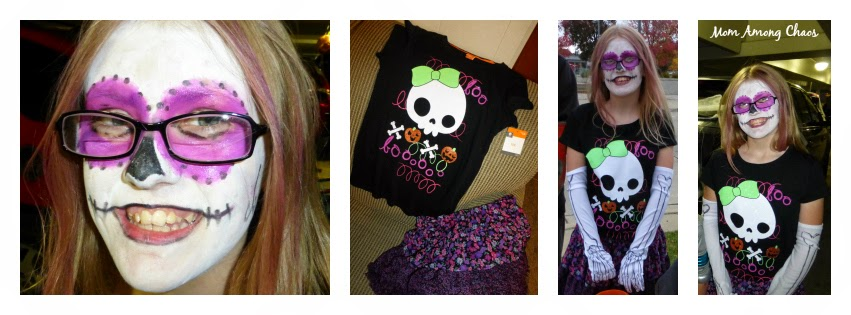 Skelita, Monster High, Day of the dead, sugar skull