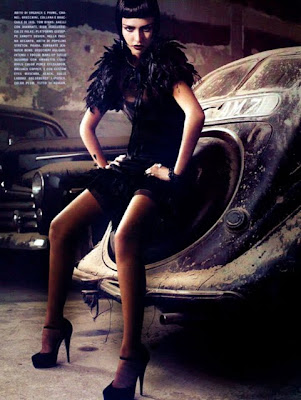 Jessica Alba,Vogue Magazine, Photoshoot