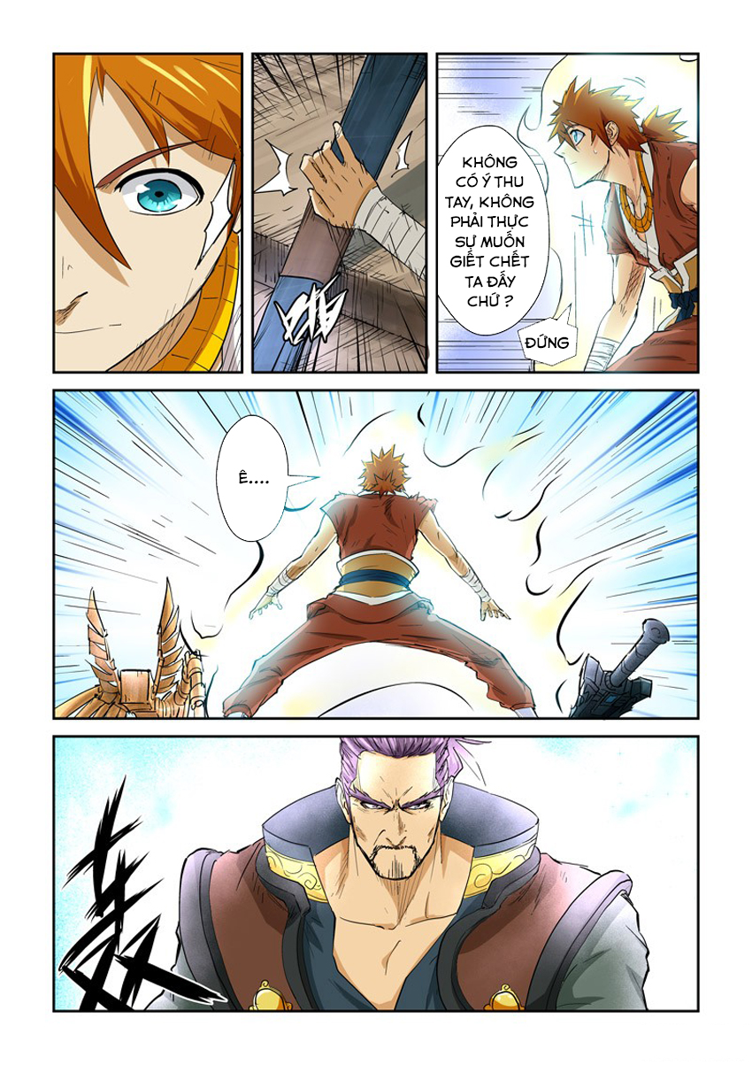 Tales of Demons and Gods chap 120 Trang 9 - Mangak.info