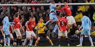 Menang 1-0 Manchester City Kudeta Mu [ www.BlogApaAja.com ]