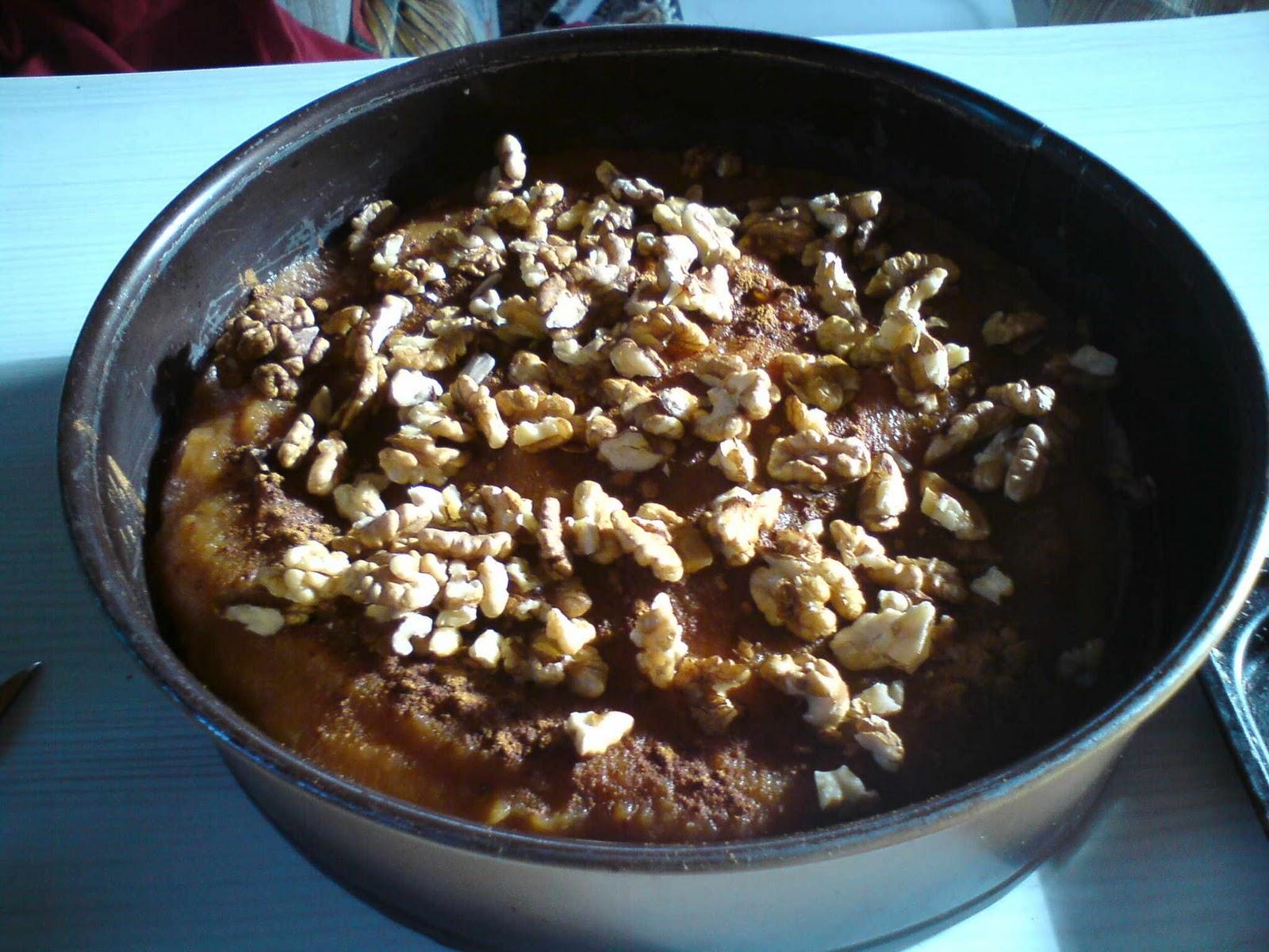 Vegane Küche: Kuchenboden aus Haferflocken-Crunchies