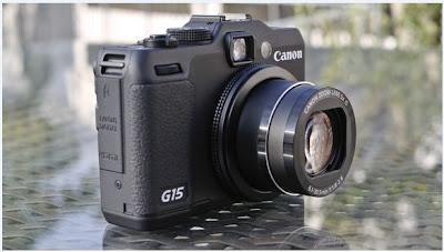 Canon PowerShot G15 - Spesifikasi dan Harga di Indonesia