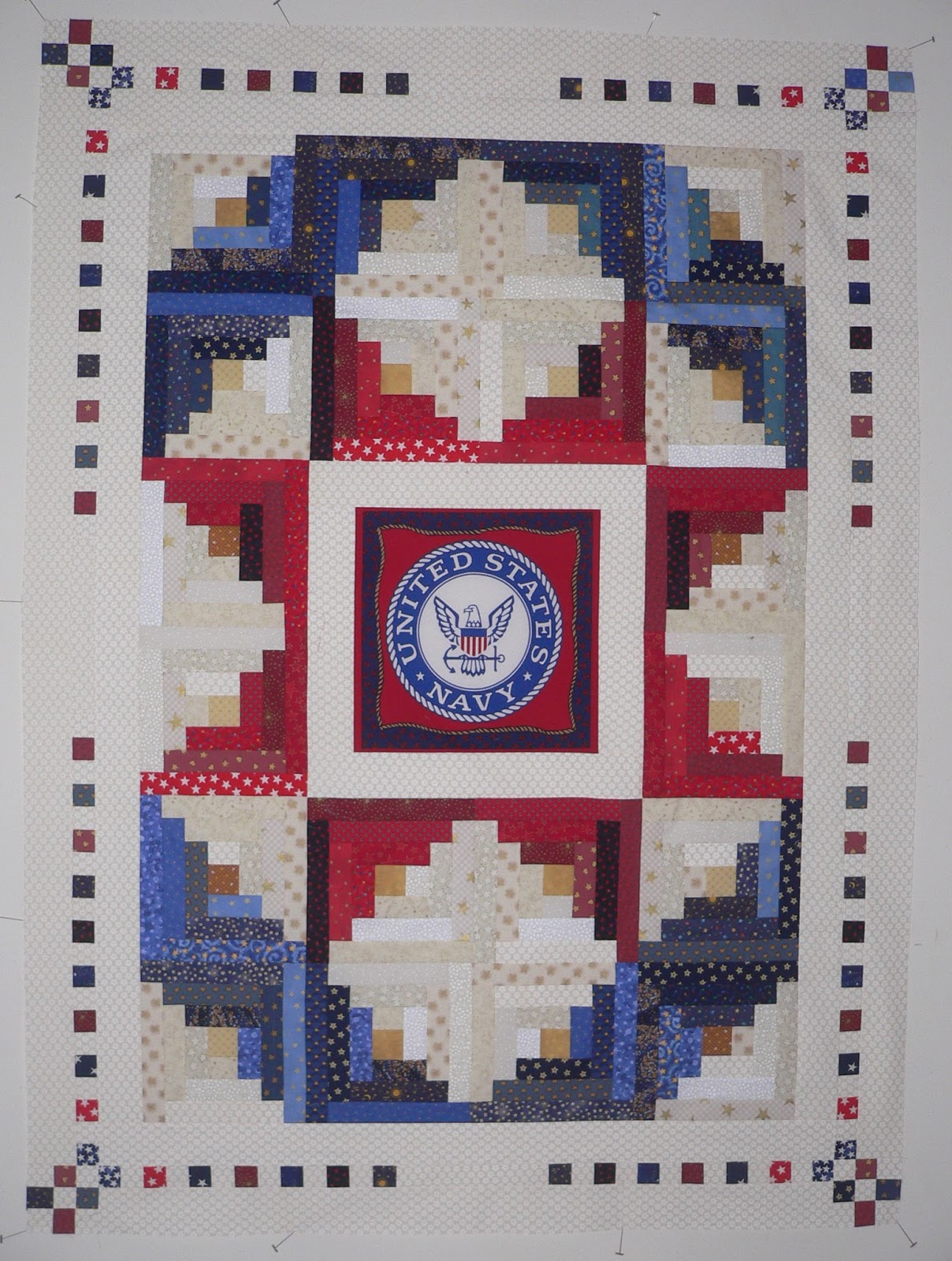Glorious Creations Quilt Of Valor