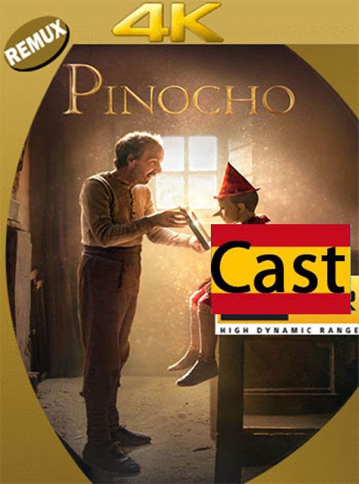Pinocho (2019) 4K HDR Remux Castellano [GoogleDrive] [tomyly]
