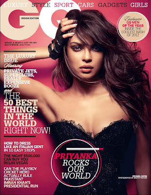 Priyanka Chopra GQ India