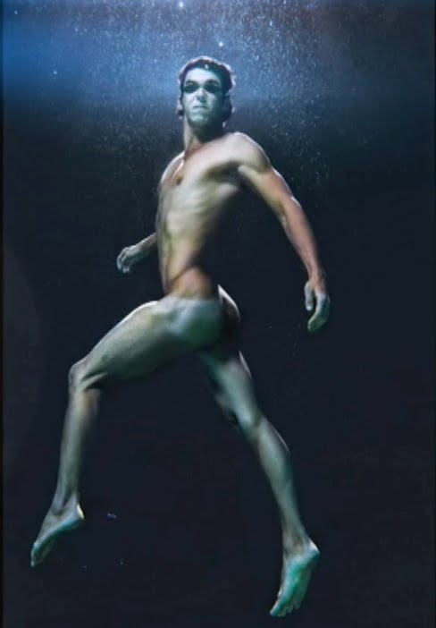 ass nude Michael phelps