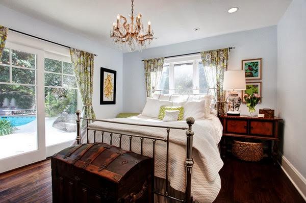 Chambre Vintage Moderne : idée décoration chambre antique idées ...