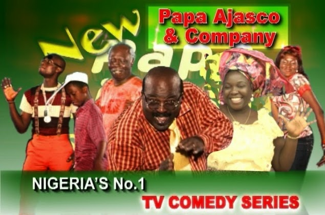 papa ajasco and family