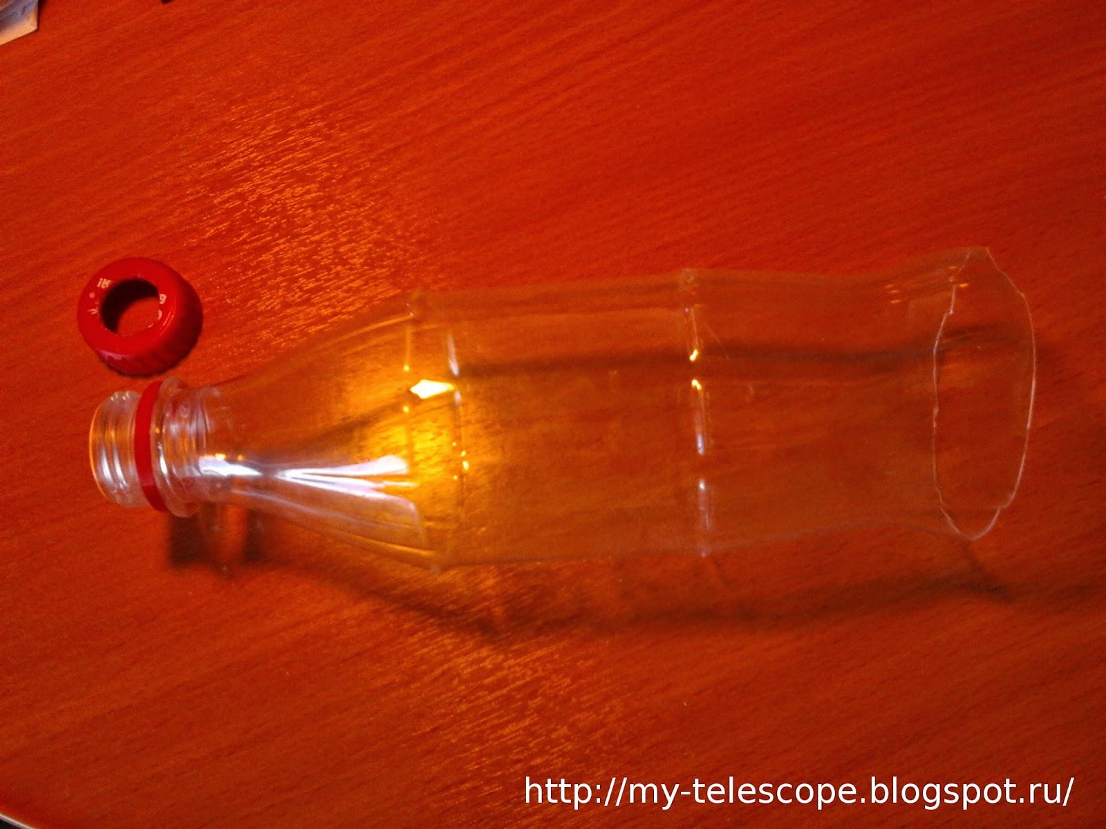 Подзорная труба своими руками из линз