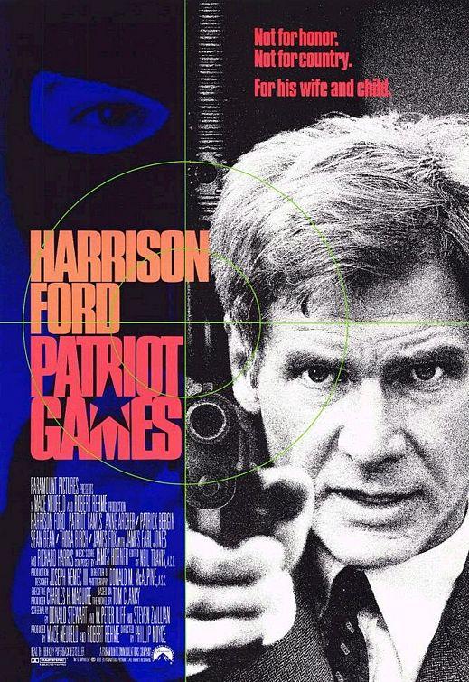 Patriot Games 1992