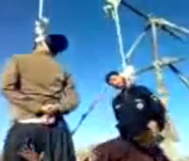 VIDEO sok Τους έσωσαν από την κρεμάλα +18