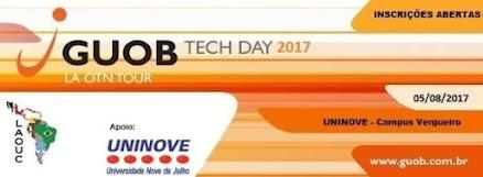 GUOB Tech Day 2017