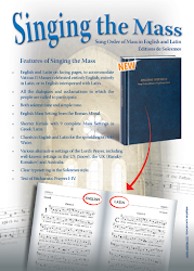 New Chant Book by Solesmes - Singing the Mass