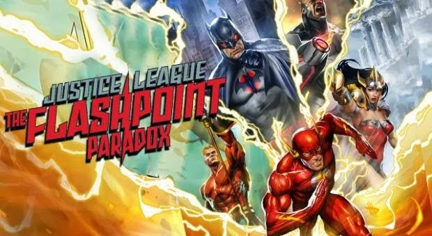 Liga da Justiça – Ponto de Ignição