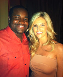 2011 NFL Draft - ESPN's Erin Andrews Chats-Up Top Draft Prospects On Twitter