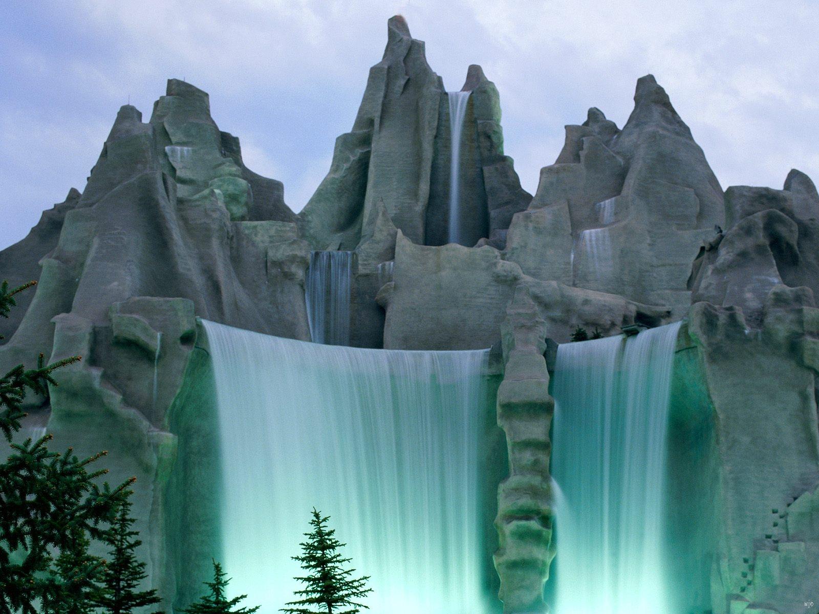 Montañas en Canadá