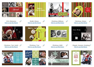 Elephoto Holiday Themes