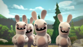 Are You Looking For Rabbids Invasion Game Wallpaper We Got It This Compatible To Yout PC Laptop Android