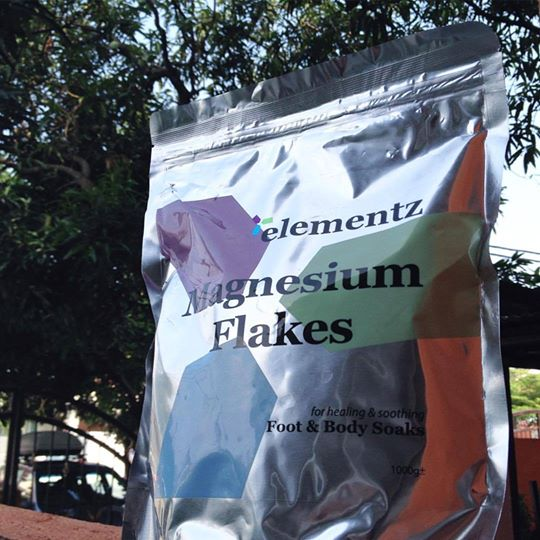 Elementz Magnesium Flakes Distributor