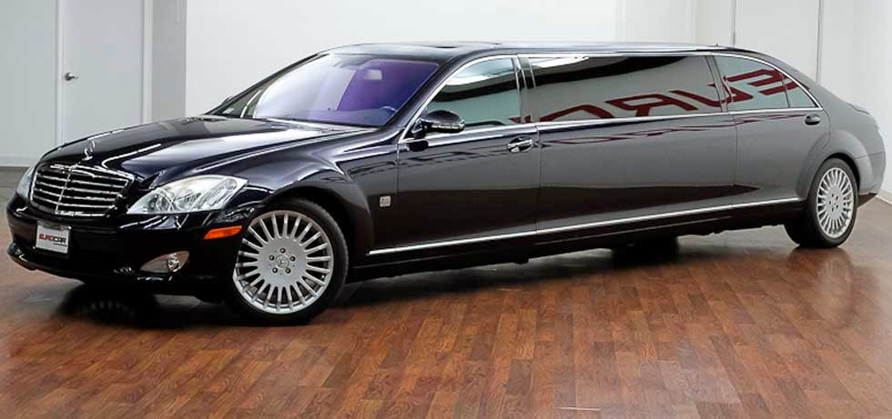 Christopher jacksons blog proficient limo services in for Mercedes benz service miami