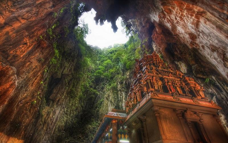 Batu Caves - Malásia