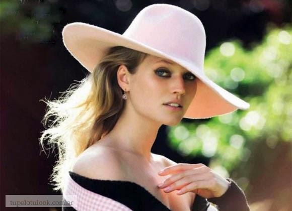 cortes de pelo 2014 sombreros_