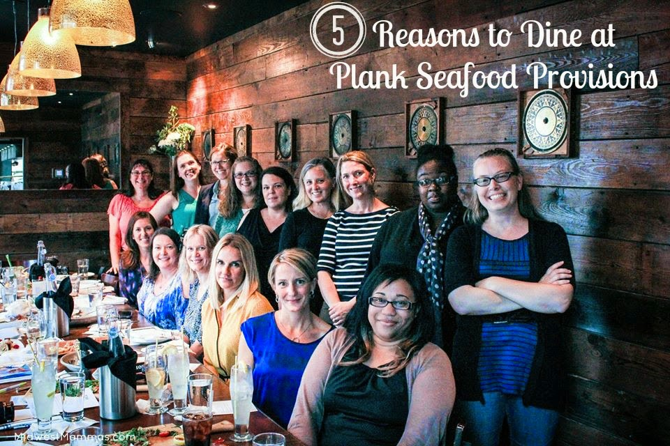 5 Reasons to Dine at Plank Seafood Provisions
