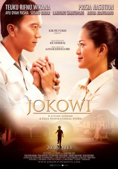 Download Films Indonesia Jokowi (2013) DVDrip