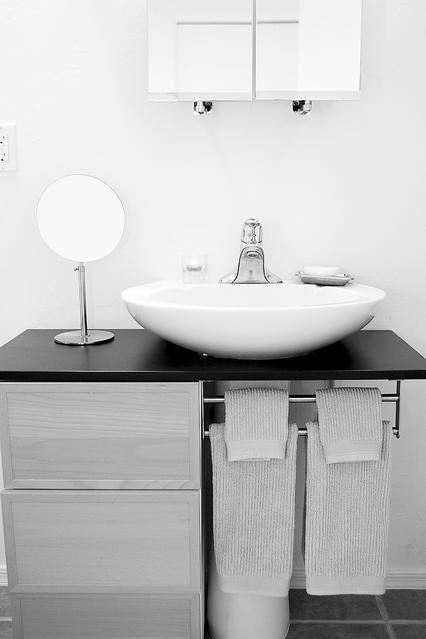 Lavabos Para Baño Economicos:para hacerlo en este caso han usado un módulo de