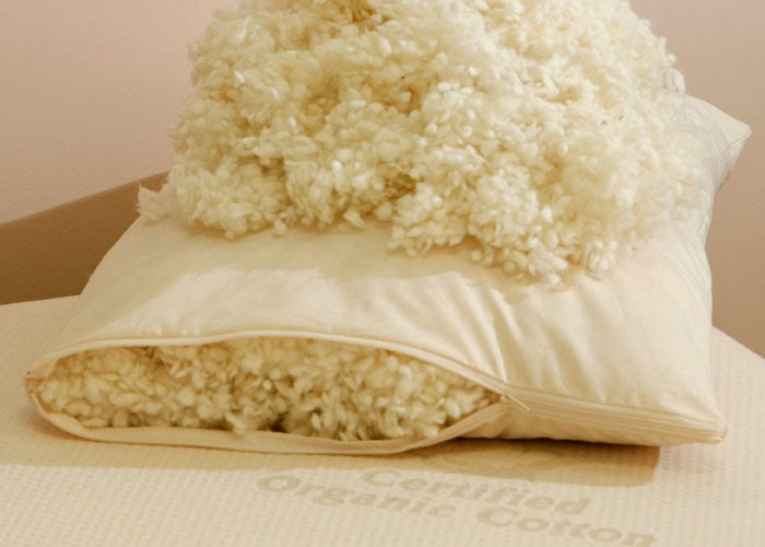 Alternatives to Plastic Pillows