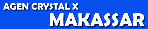 Agen Crystal X di Makassar