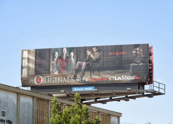 Originals series premiere billboard