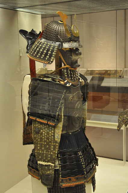 London+British+Museum+top+best+exhibits+Samurai+armour