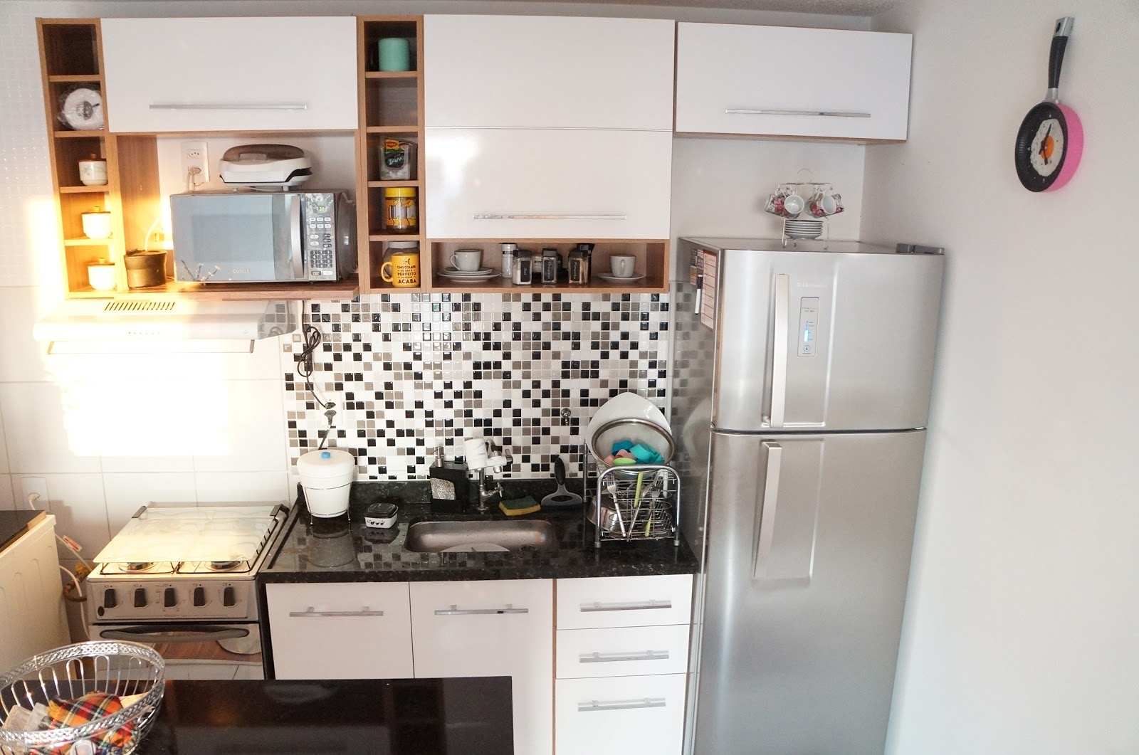 Fernanda Calheiros BLOG Minha cozinha casas bahia Bartira Glamour