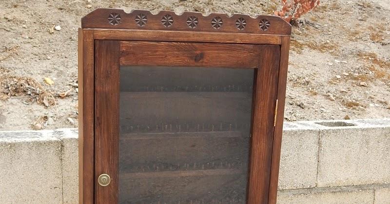 Muebles para colecci n dedales for Mamut muebles