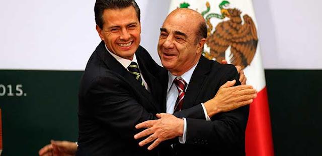 Brutal revés para el 'perro guardián' de Peña Nieto