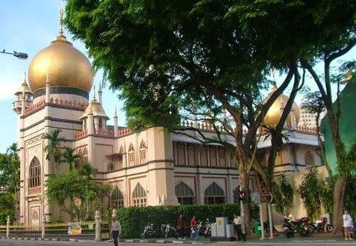 Masjid Sultan - Singapura
